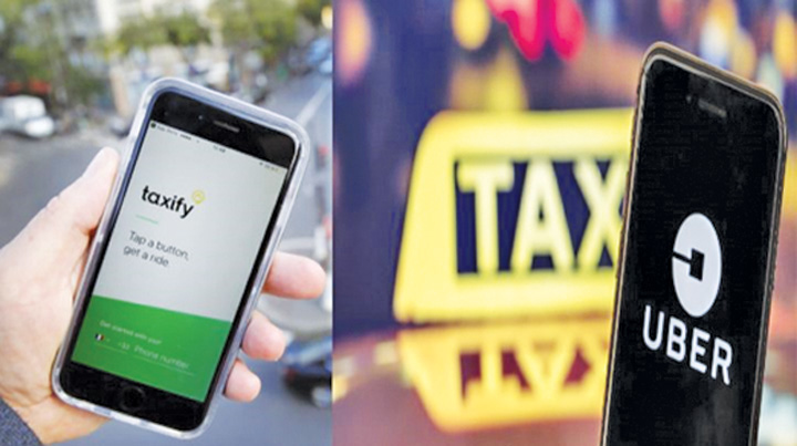 uber De astazi, Uber si Taxify vor fi blocate