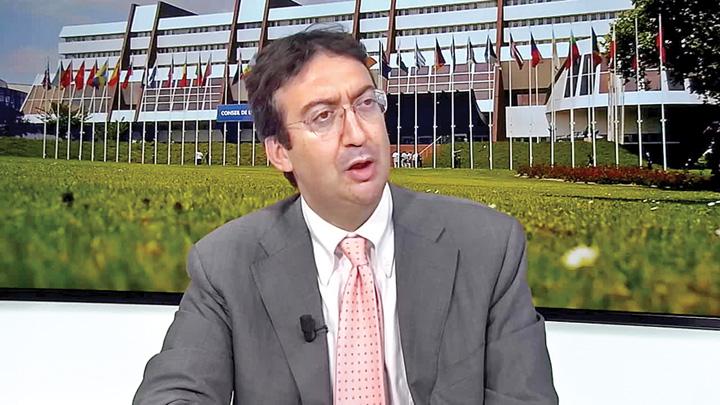 Gianluca Esposito GRECO Propagandă nesimţită: GRECO spune că munceşte pentru binele românilor