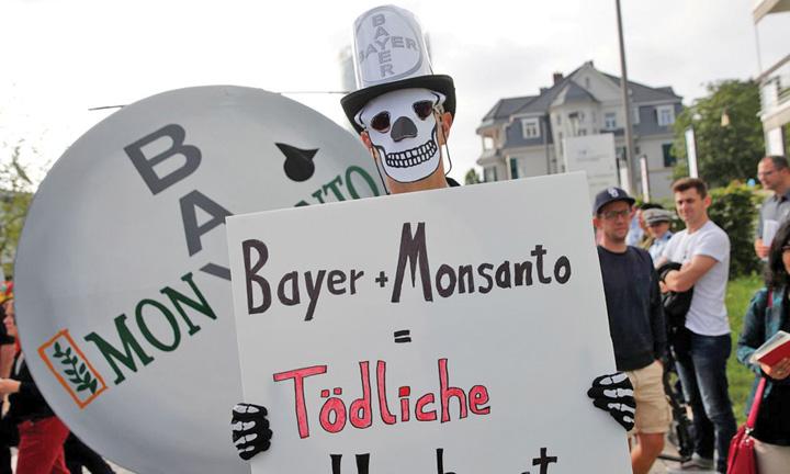 monsanto bayer Războiul stelelor Michelin: bucătarii francezi boicotează gigantul Bayer Monsanto