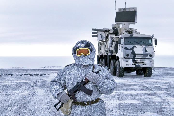 rusia armata arctic Putin mai cucerește o regiune: Rusia a anexat Polul Arctic!