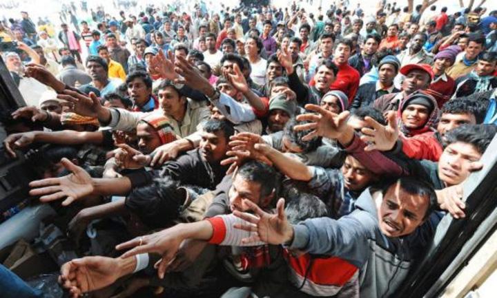 imigra Vin imigranții! Statul român se obligă să le dea locuințe sociale