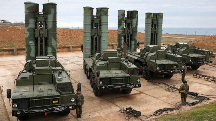 s 400 720x405 România, sub bocancul lui Putin! Rusia blochează Deveselu   aduce S 400 la graniță!