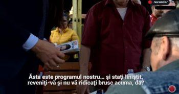 campanie 350x184 Cinism la greu. Reacții greu de comentat ale echipei candidatului Barna (VIDEO)