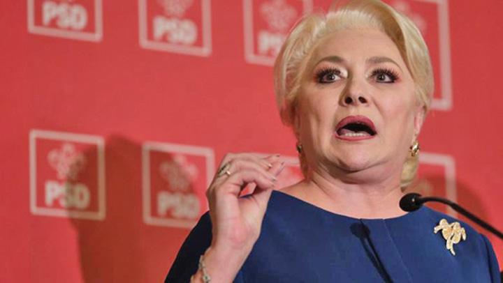 dancila 2 Românii au de plătit polițe lui Iohannis