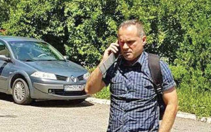 vaduvan fost procuror Judecătorul Ion  Tudoran, protejat de condamnatul Văduvan și familia penală Buricea
