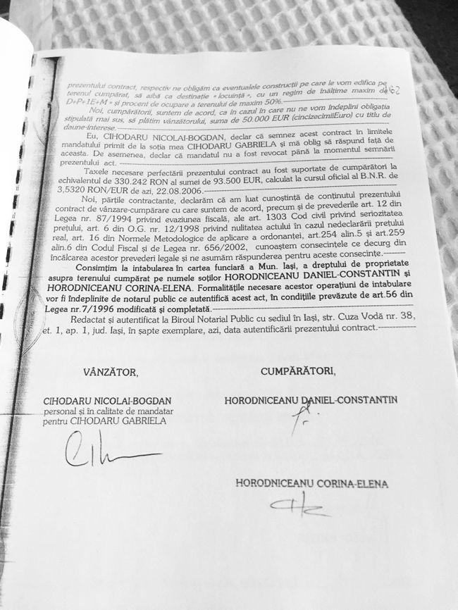 PHOTO 2020 01 05 14 21 44 Avem actele: Horodniceanu, teren de la miliardarul condamnat!