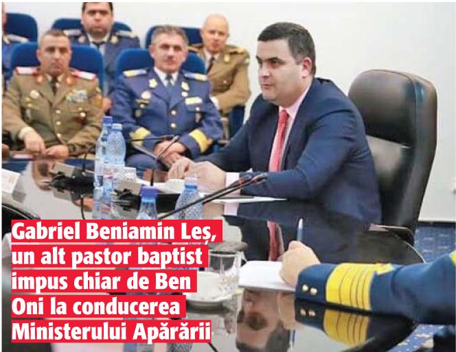 a02 03 Ben Oni Ardelean, noul ministru de Interne!