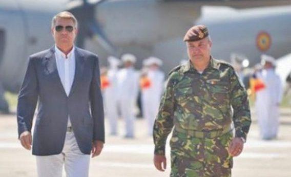cap cutremur Cutremur în Servicii : Iohannis îi vrea capul!