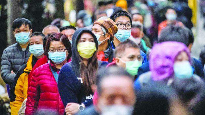 china coronavirus masks 0205 Povestea virusului ucigaş, antecamera controlului populației!