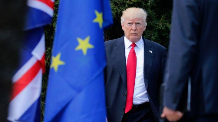 europa SUA Trump amenință Europa: a venit timpul să mă ocup și de voi!