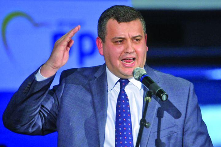tomac Orban, ți s a fâsâit apogeul politic!