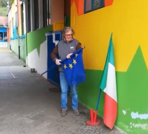 cioa Italia nu iartă! Spune ADDIO Uniunii Europene