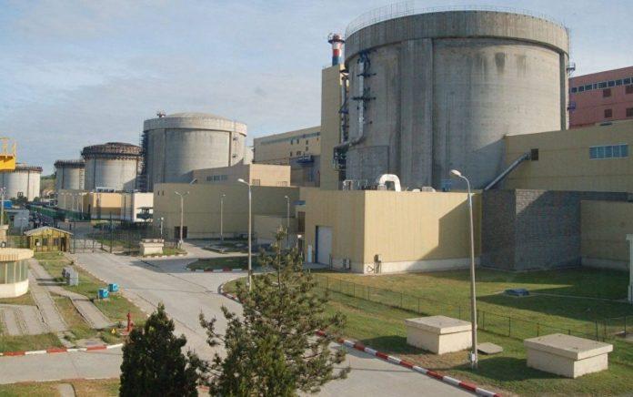 Centrala Nucleară de la Cernavodă
