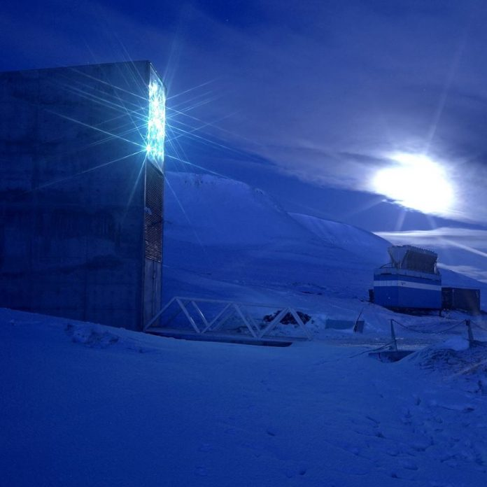 """Un val extrem de căldură afectează """"Seiful destinat sfârşitului lumii"""" situat în Arctica!"""