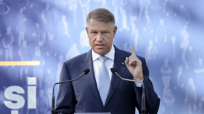 Președintele Klaus Iohannis contestă la CCR o nouă lege referitoare la alegerile generale adoptată de Parlament